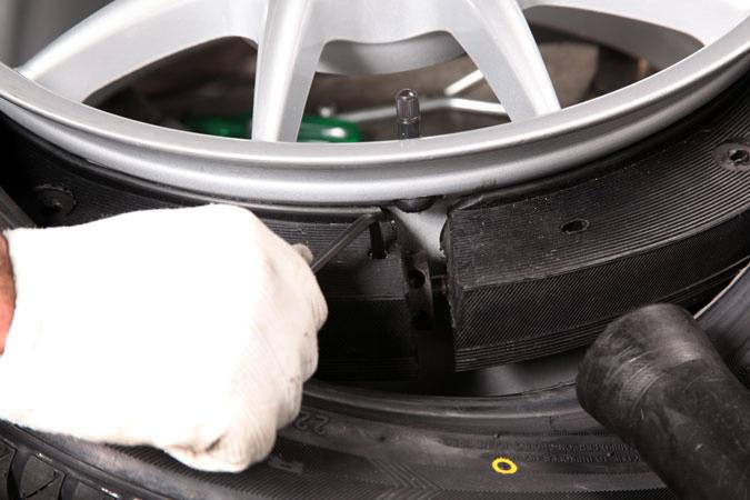 blindagem de pneus preço
