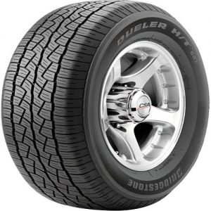 Pneu Bridgestone 225/65-17 DUELER H/T 687 D687 PZ H101