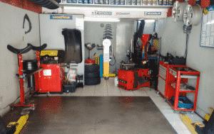 loja de pneus zona oeste
